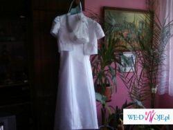 Suknia komunijna