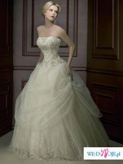 suknia księżniczki