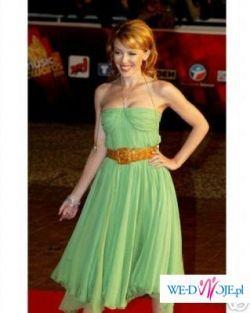 Suknia Kylie Minogue!!!!!!! NOWA