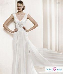 Suknia La Sposa Daga kolekcja 2011