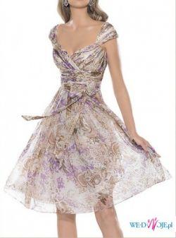 Suknia La Sposa dla Świadkowej albo na drugi dzien po ślubie !!!