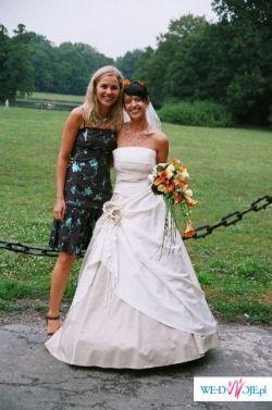 Suknia La Sposa Drapiera