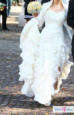 Suknia Libra w stylu hiszpańskim