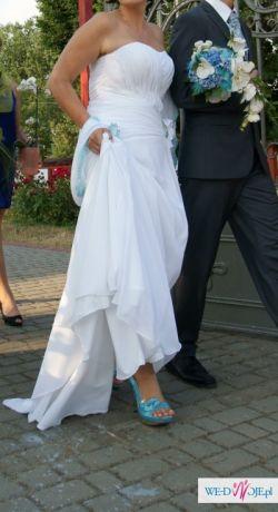 Suknia lubna L'Empire du Mariage r.42