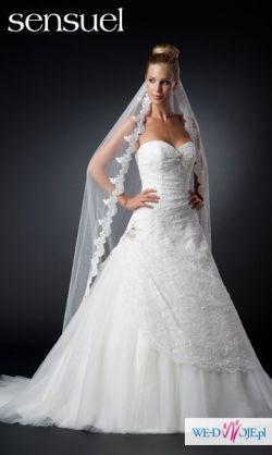 Suknia LUCCA 2011  model Tori