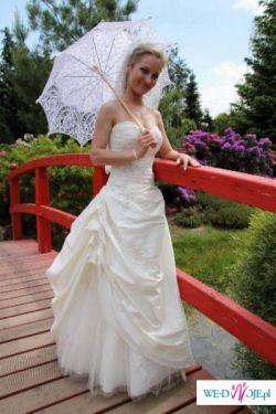 SUKNIA MADONNA PRONOVIAS LEVANTE MODEL 2009