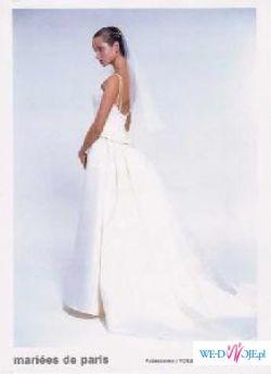 Suknia mariees de paris