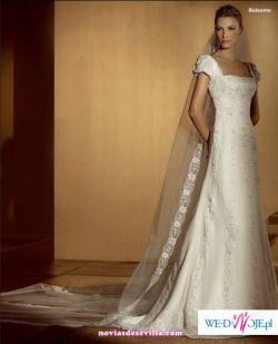 Suknia Model BALSAMO , orginalna hiszpanska z firmy San Patrick