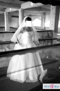 suknia MORI LEE 4170 + dodatki