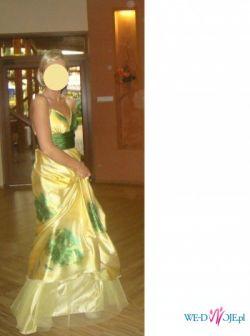 Suknia na poprawiny