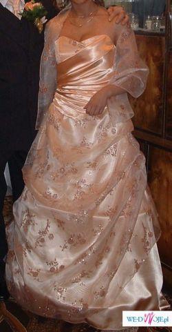 suknia na ślub i wesele