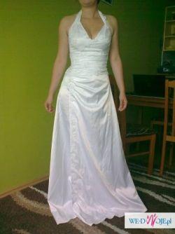 Suknia na ślub lub poprawiny!