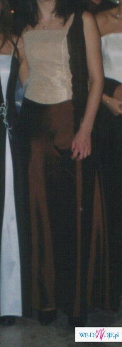 Suknia na Studniówke