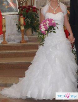 Suknia na wzór Pronovias Donaire
