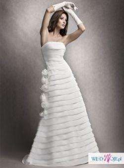 Suknia Nodica, firmy Margarett