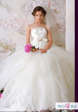Suknia Papilio 1031-typowa księżniczka