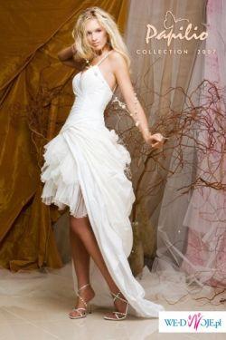 Suknia papilio z kolekcji 2007