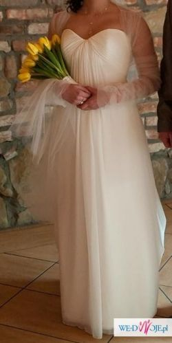 Suknia primavera z Madonny