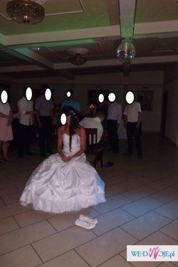 suknia princess s/m