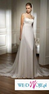 Suknia Pronovias 2009,model REGALIZ