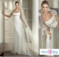 Suknia Pronovias, Manuel Mota - model Cobre