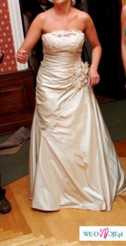 Suknia PRONOVIAS model JOANNA, r.38