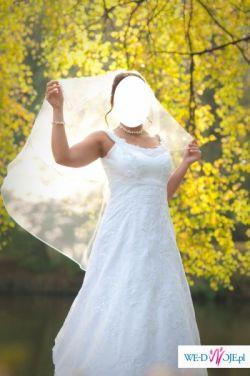 Suknia regulowana r.38-42 DODATKI GRATIS!!!