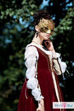 Suknia renesansowa włoska  'Lucrezia'