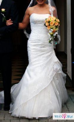 Suknia San Patrick, model Peralta, r. 36-38