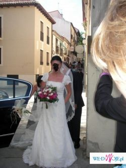 Suknia San Patrick Orginalna, hiszpanska