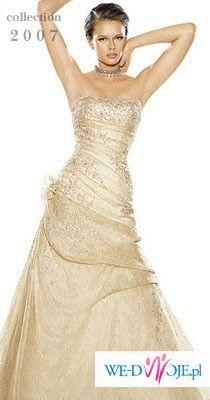 Suknia SANDALO firmy LA SPOSA