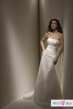 Suknia Sarah Danielle 5572 klasyczna elegancja