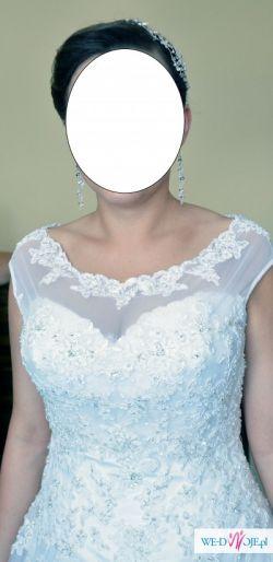 Suknia Sincerity 3771