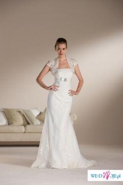 suknia Sincerity kolekcja 2009
