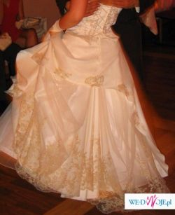 suknia śluba Scarlet
