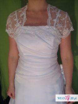 Suknia śluba szyta na zamówienie