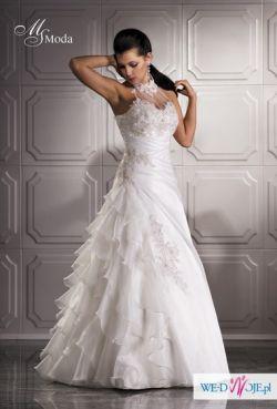 Suknia ślubma MsModa