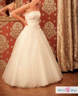 Suknia ślubna:)