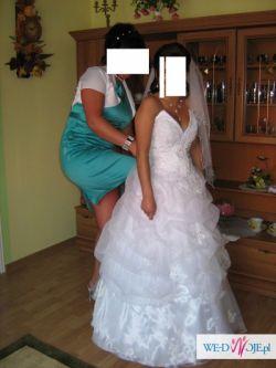 Suknia slubna 2010