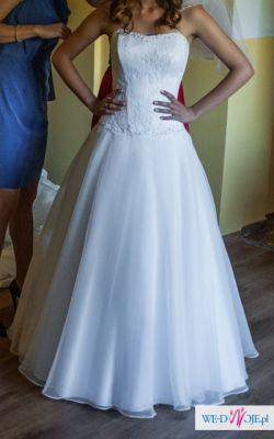 Suknia ślubna 34