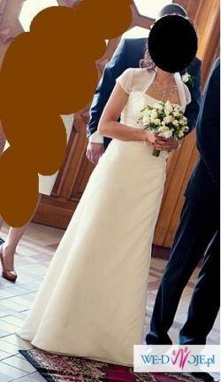 Suknia Ślubna 34-38 GALA Zasta