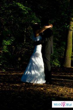 Suknia ślubna 36/38 biała