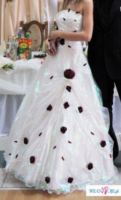 suknia ślubna 36/38 Projekt indywidualny