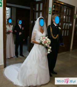 Suknia ślubna 36 elegancja i klasa