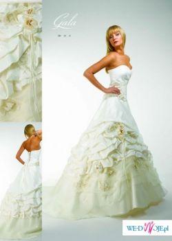 Suknia ślubna 38 plus gratisy
