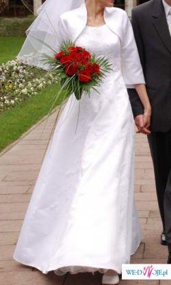 Suknia ślubna, 390zł