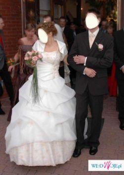 suknia ślubna 40-42
