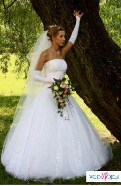 Suknia ślubna 400-500zł