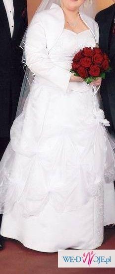 Suknia ślubna 46-50