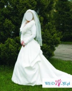 suknia ślubna 790zł